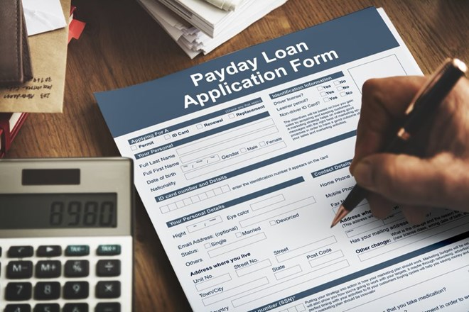 Payday loan schemes