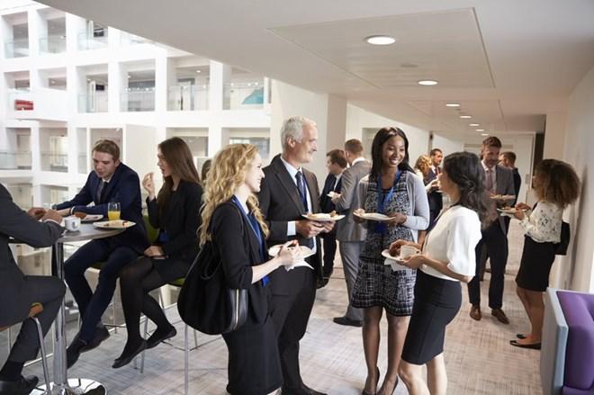 Networking for career development