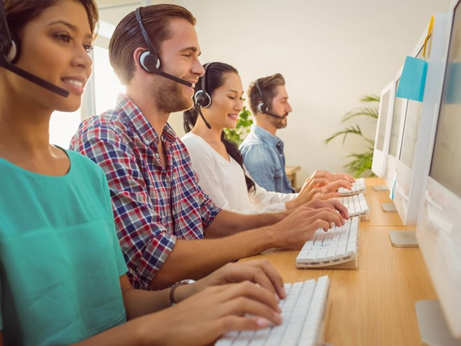 Managing customer relations